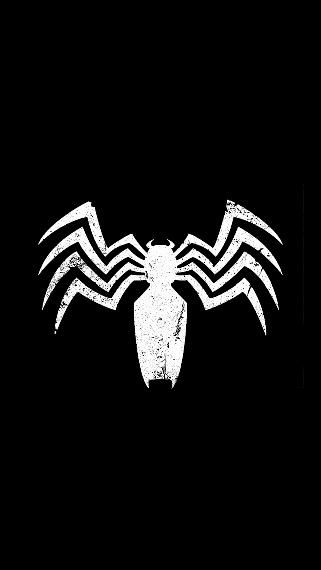 Venom iphone wallpaper wallpapersafari - Iphone 6 spiderman wallpaper ...