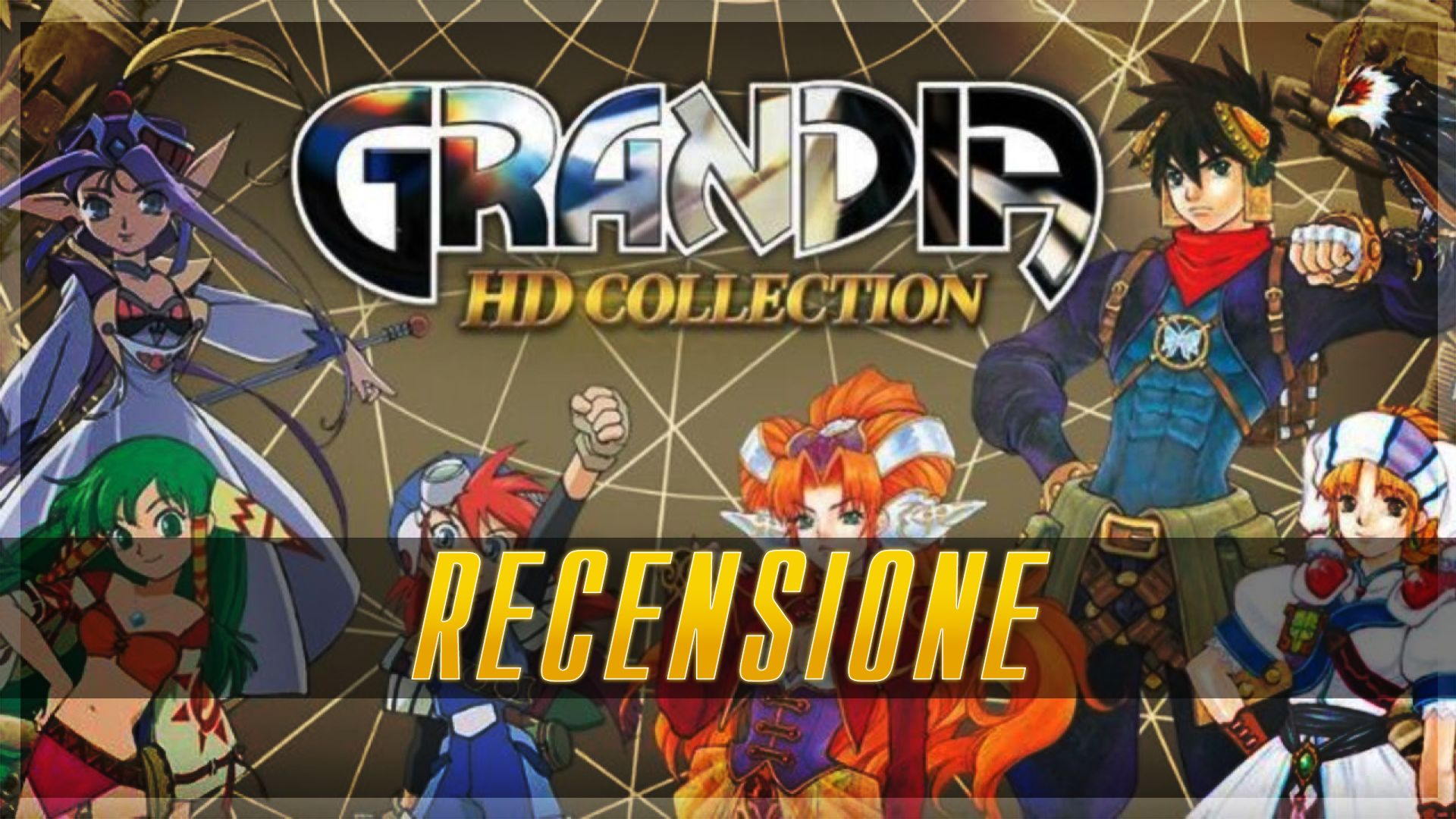 Grandia HD Collection   Review Lets talk about video games 1920x1080