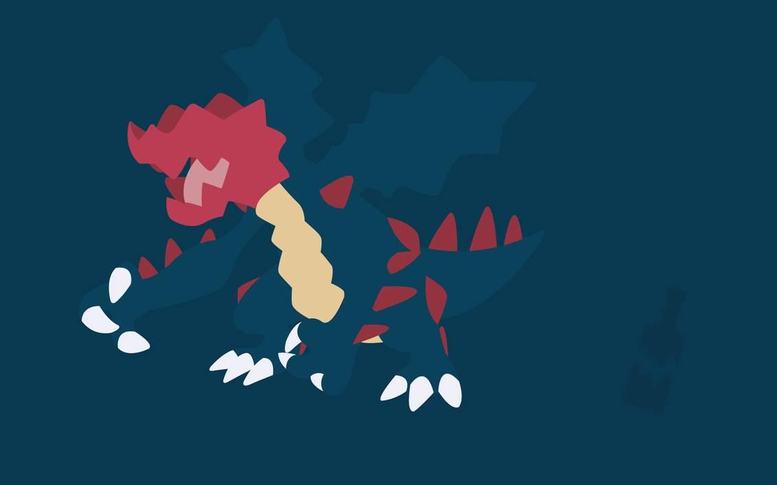 Pokemon   Druddigon by TheBrokenBottle 1131x707