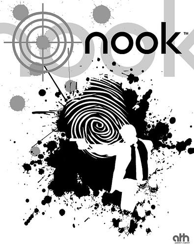Nook Wallpaper   Spy novel theme Flickr   Photo Sharing 395x500