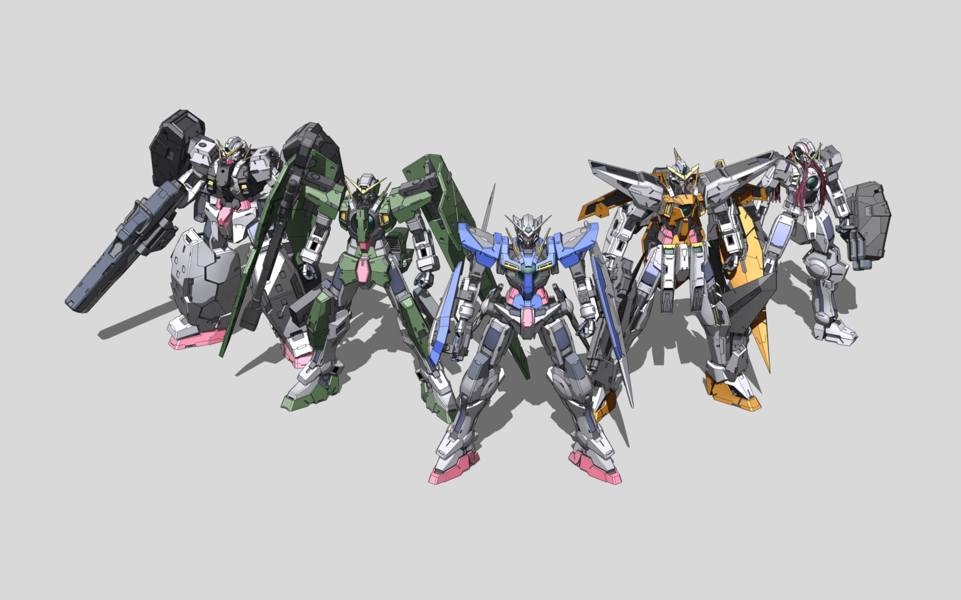 Free Download Gundam 00 Wallpaper 133970 1920x1200 For Your