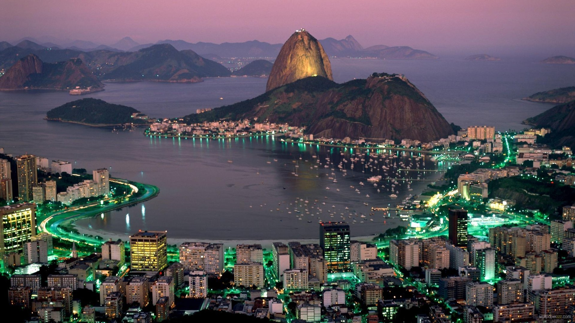 Download Rio De Janeiro HD Wallpaper Wallpaper 1920x1080