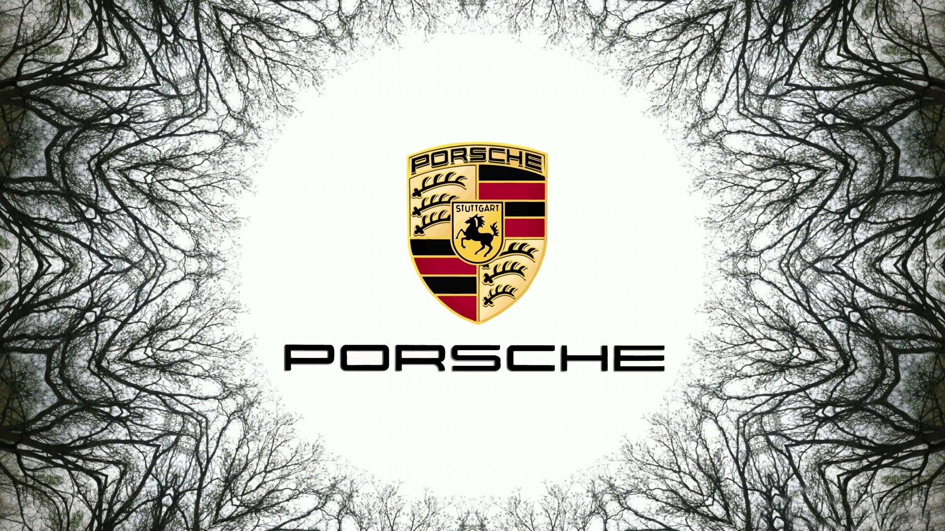 97 Porsche Logo Wallpapers On Wallpapersafari