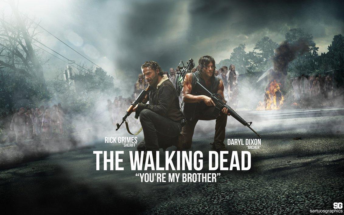 The Walking Dead Wallpapers: Walking Dead Wallpaper 2015