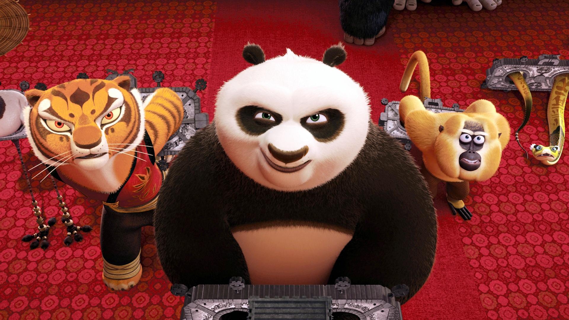 Free Download Kung Fu Panda 2 Hd Wallpapers Hd Wallpapers