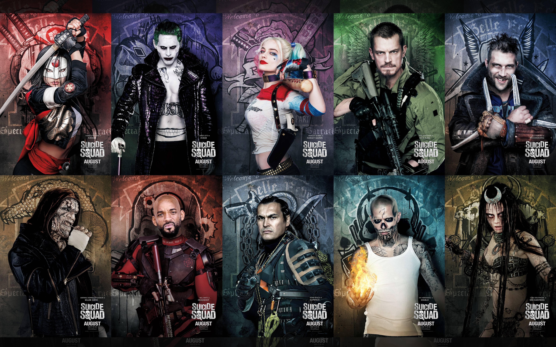 Suicide Squad Wallpaper 12   6000 X 3750 stmednet 6000x3750