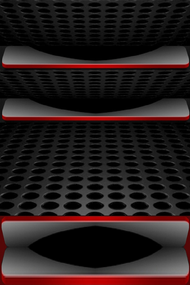 Black And Red Hd download wallpaper for iPhone 640x960