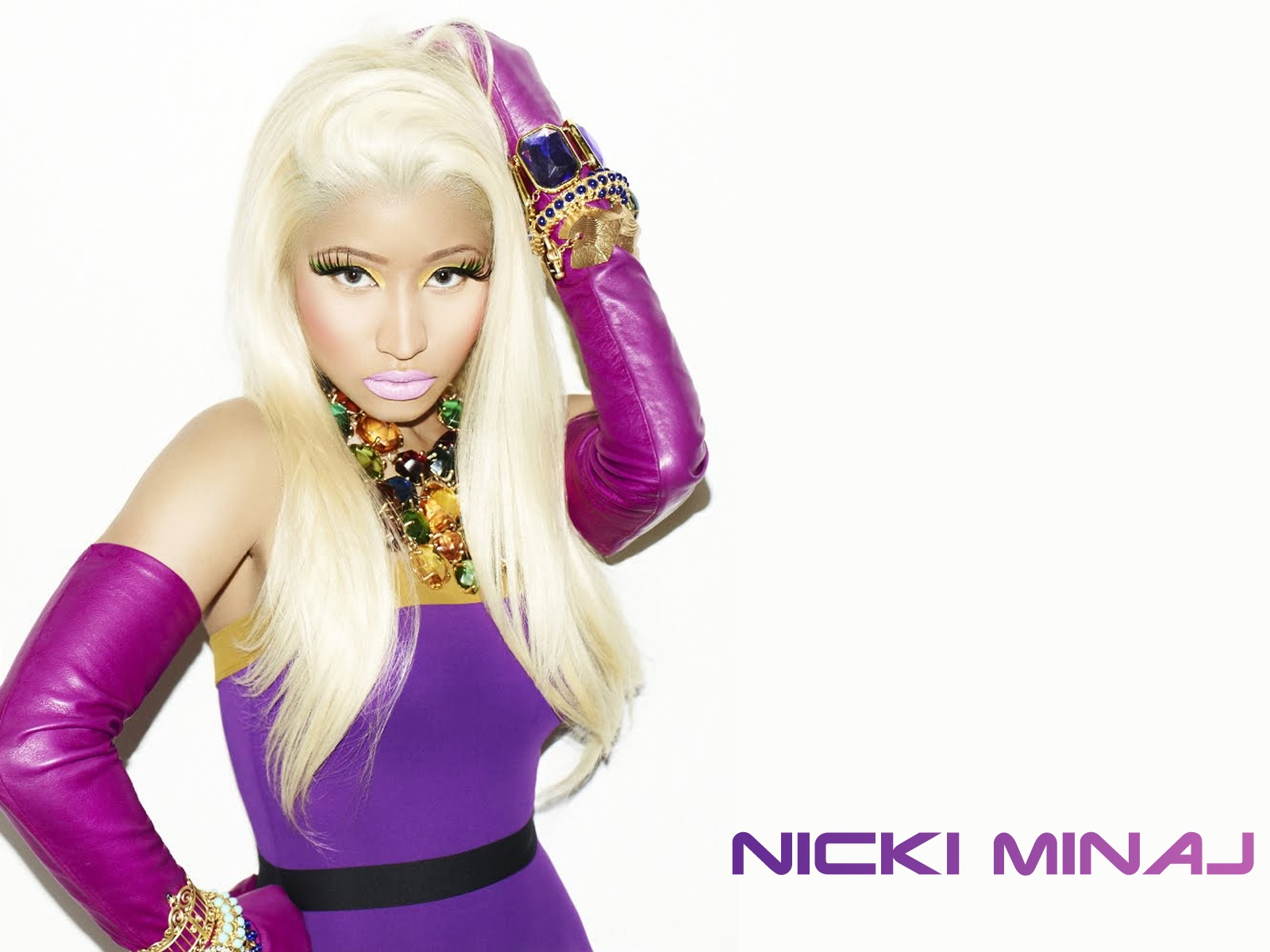 Nicki Minaj HD 29 Rap Wallpapers 1600x1200