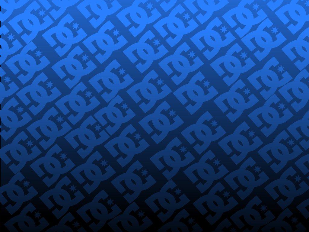 Dc Shoes Logo Blue wallpaper 88885 1024x768