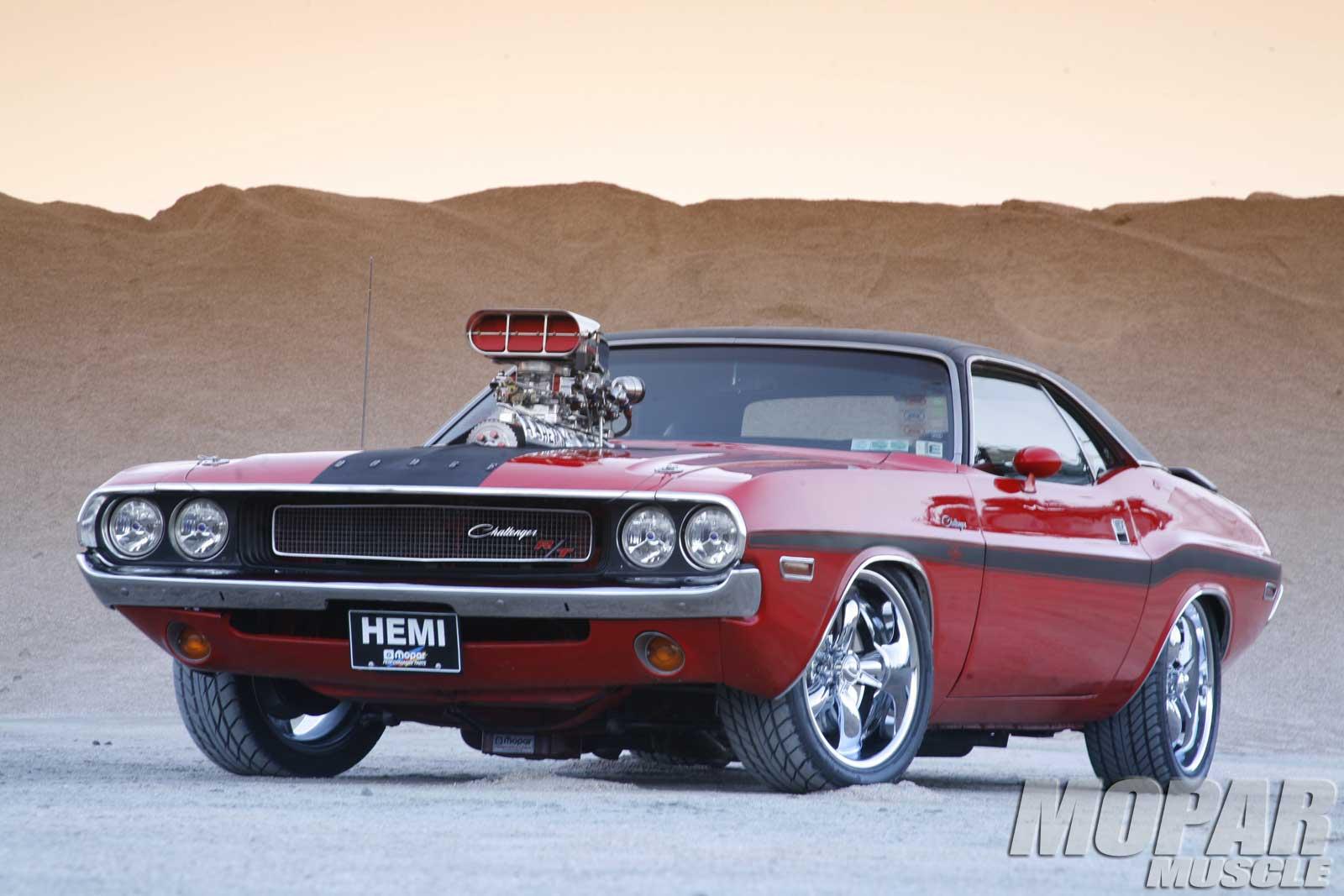 1970 Dodge Challenger R T Wallpaper PicsWallpapercom 1600x1067
