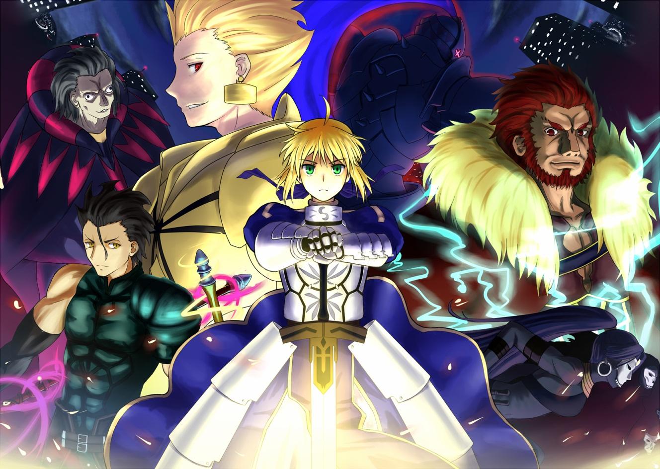 Bleach Anime Wallpapers Fate Zero HD Wallpaper   Anime Wallpaper HD 1328x944