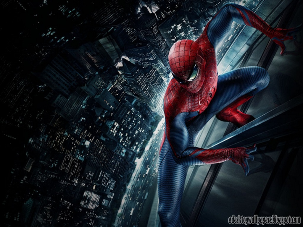 Spider Man Movie Desktop Wallpapers PC Wallpapers Wallpaper 1024x768