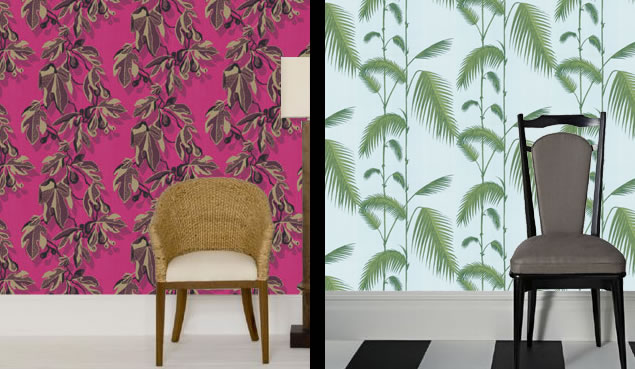 Buy Cole Son wallpaper and samples online and from our showroom in 635x369