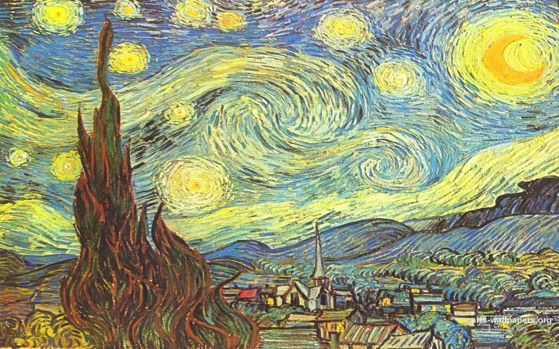 77 Van Gogh Wallpapers On Wallpapersafari