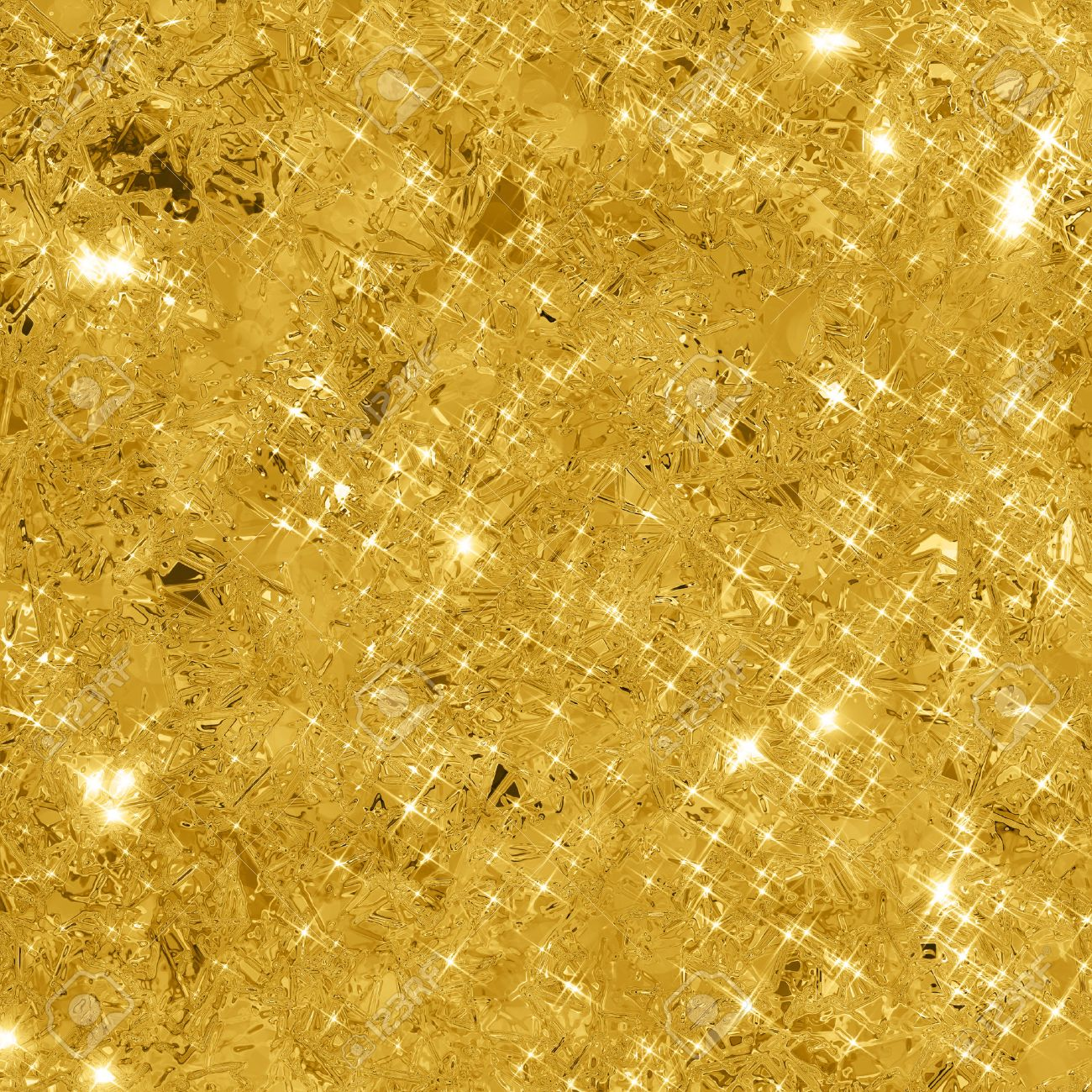 Free Download Abstract Gold Background With Copy Space