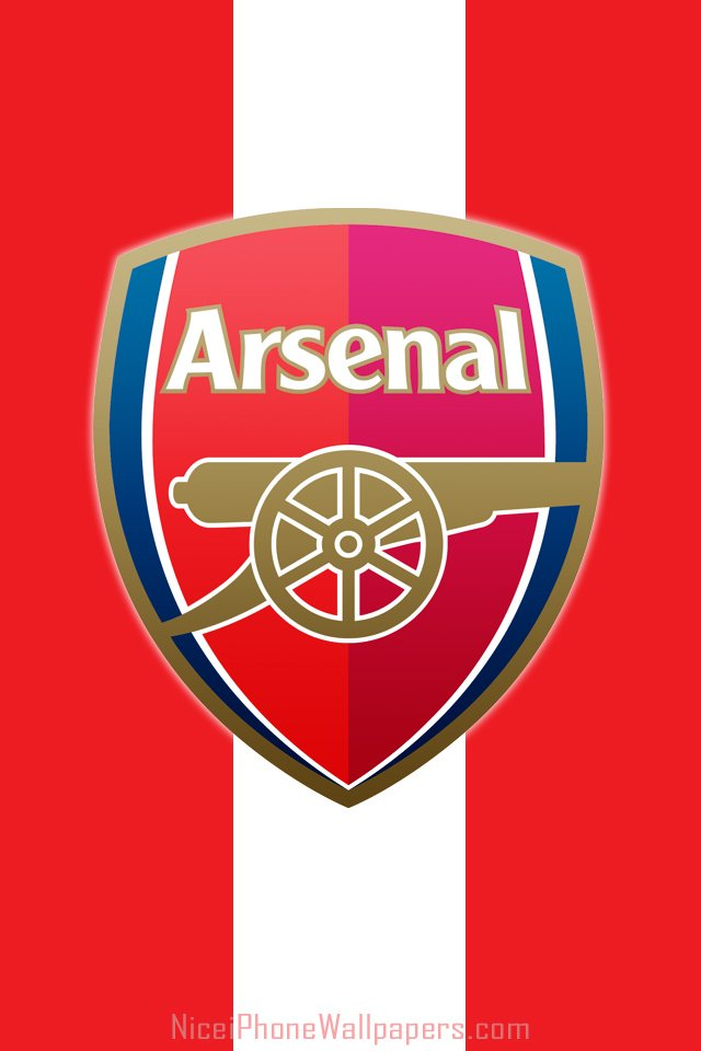Related arsenal fc logo iPhone wallpapers themes and backgrounds 640x960
