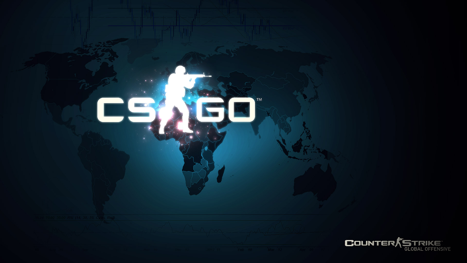 Counter Strike Global Offensive Wallpaper in 1920x1080 1920x1080