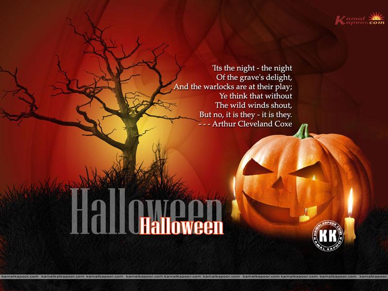 free halloween 3d desktop wallpaper wallpapersafari