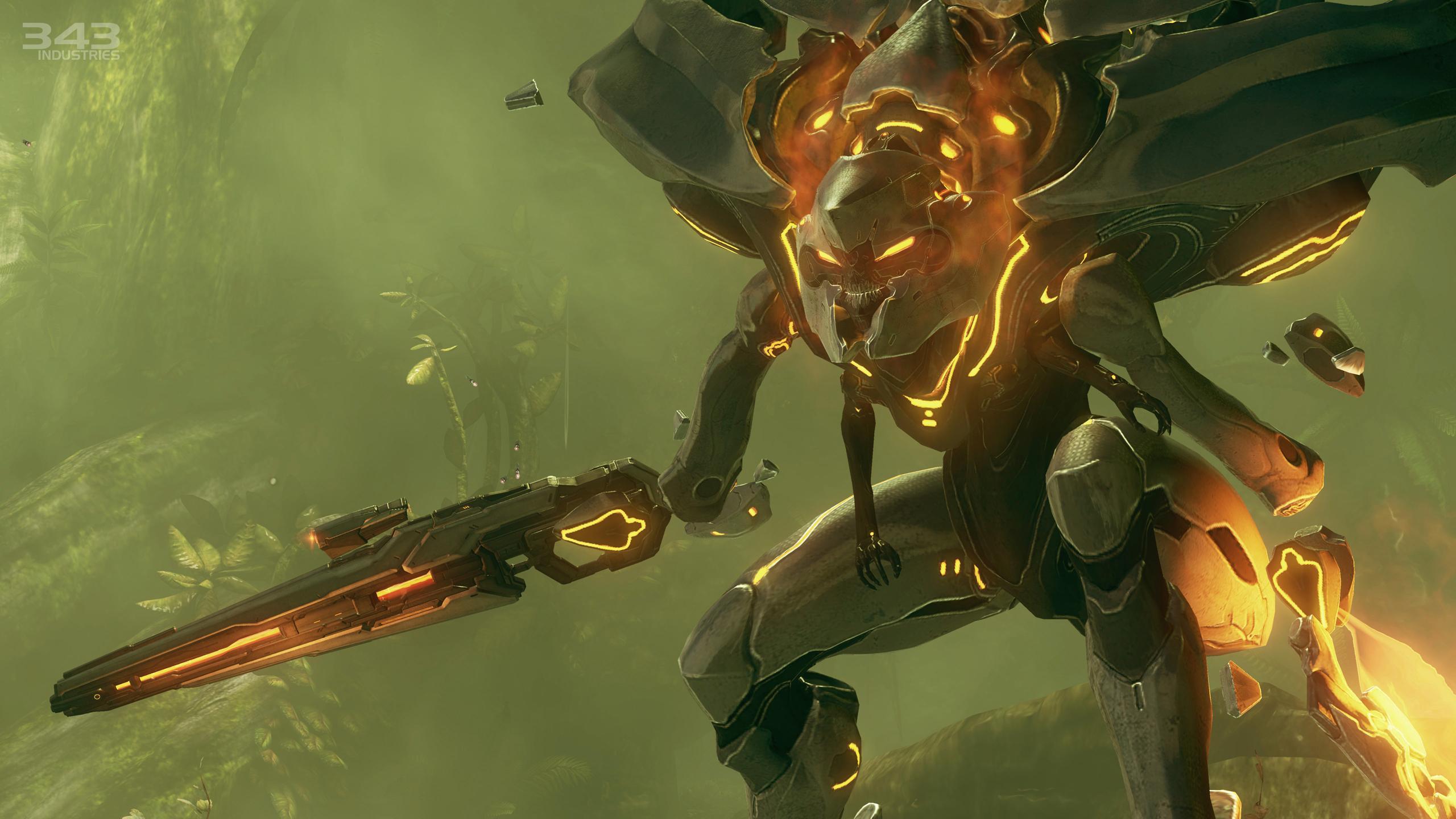 Halo 4 Wallpaper 4 2560x1440