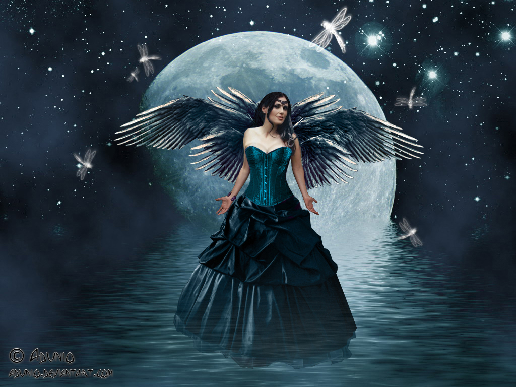 Fairies images Moon Fairy wallpaper photos 10270251 1024x768