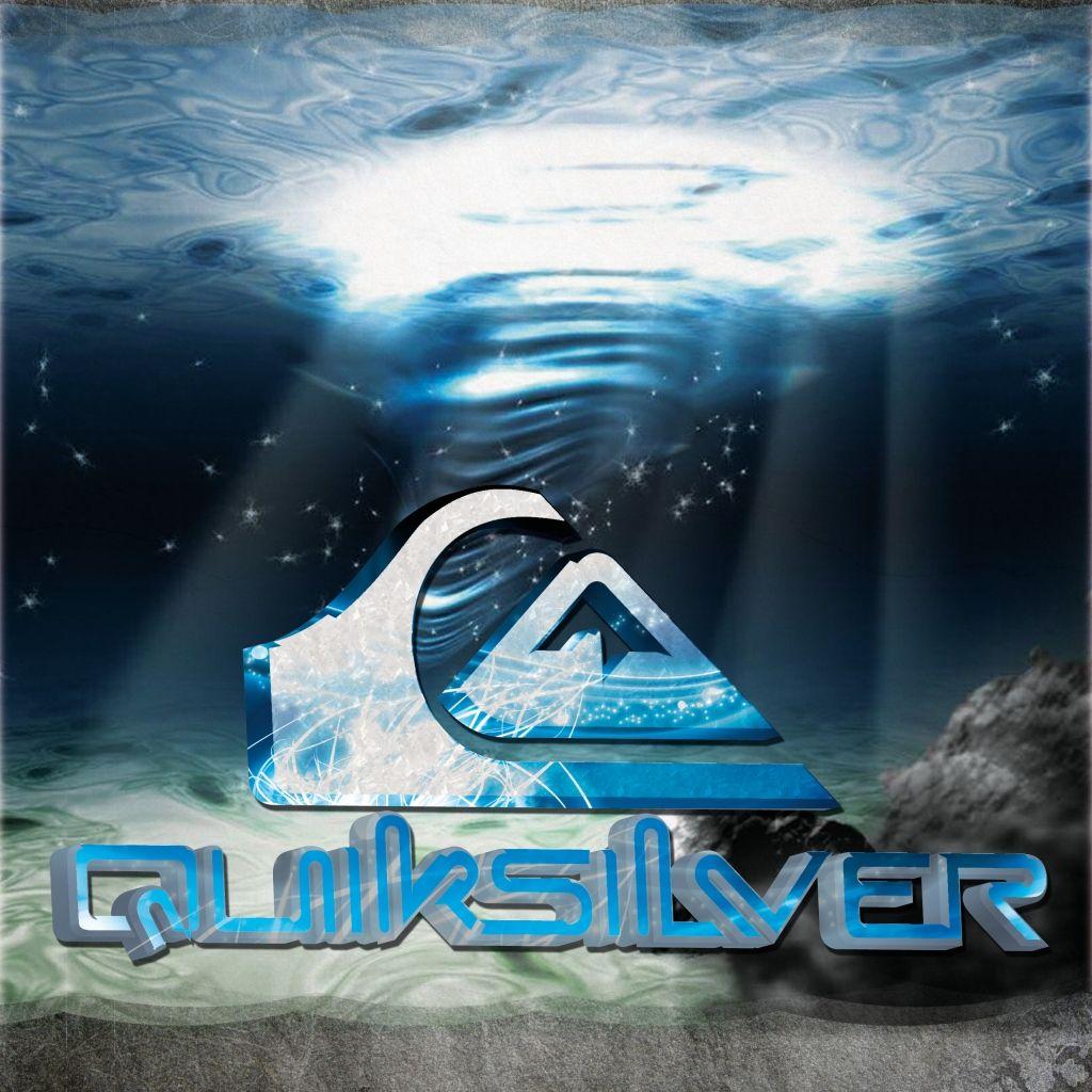 Quiksilver Logo Wallpaper