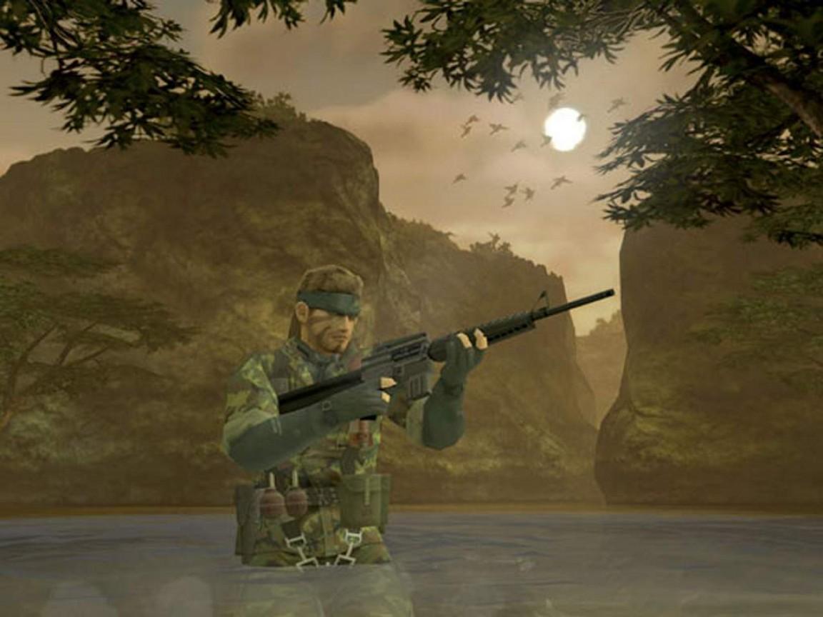 Free Download Metal Gear Solid Iii Snake Eater Wallpaper 1880