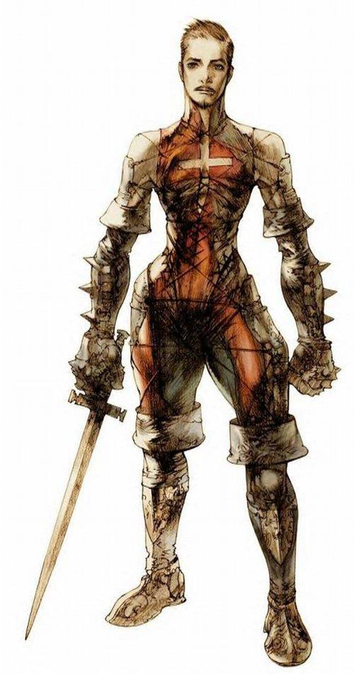 Vagrant Story PlayStation Artworks images   Legendra RPG 500x951