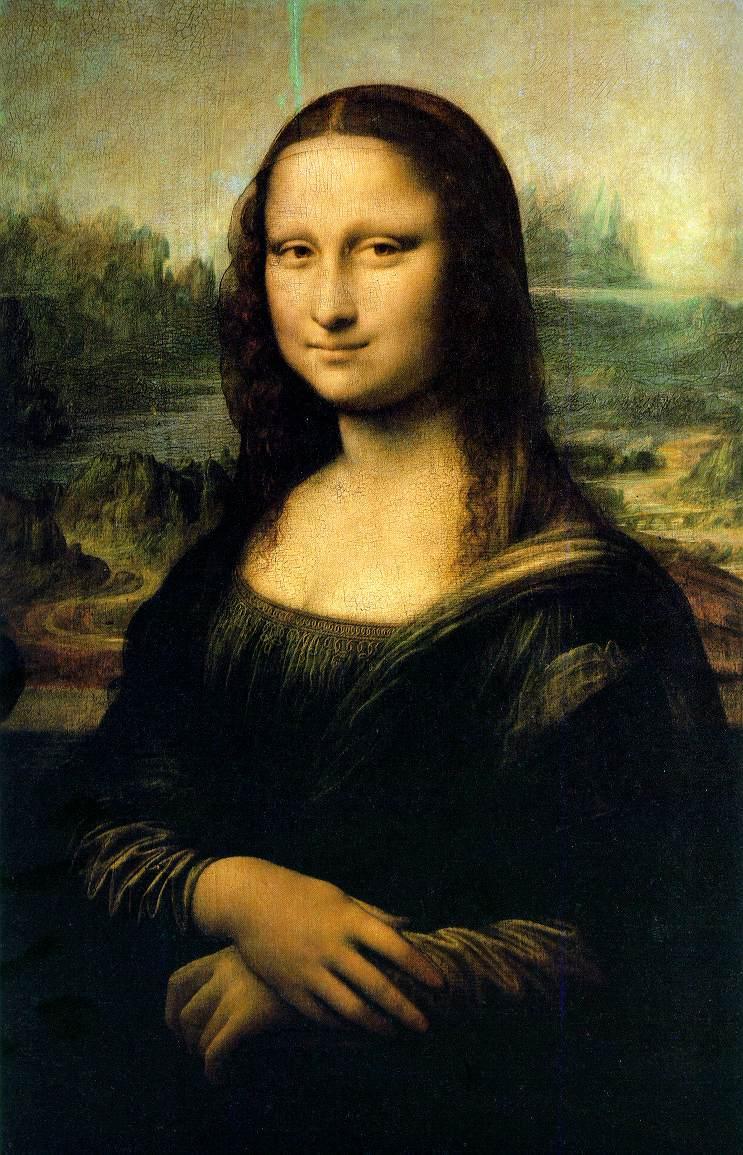Picture Painting Leonardo da Vinci painting 743x1155