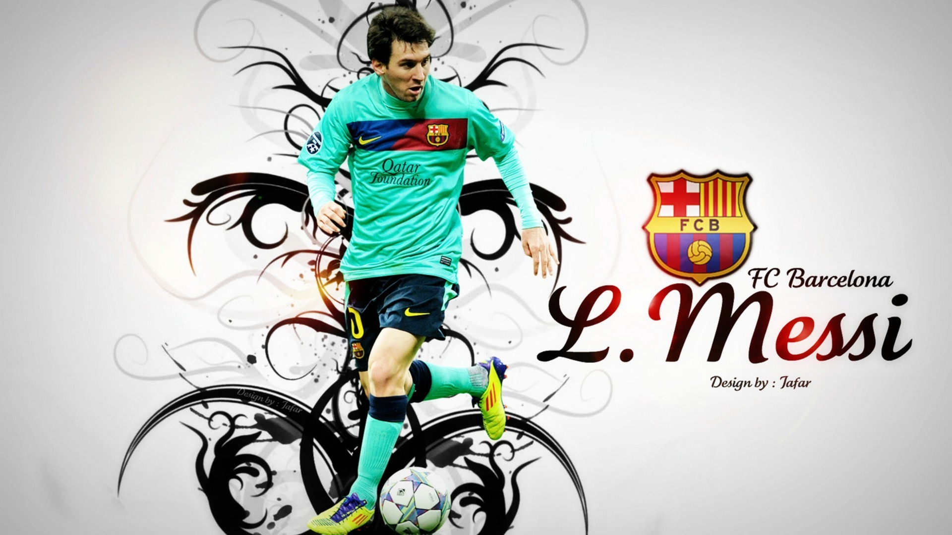 Lionel Messi HD Wallpaper   Wallpaper High Definition High Quality 1920x1080