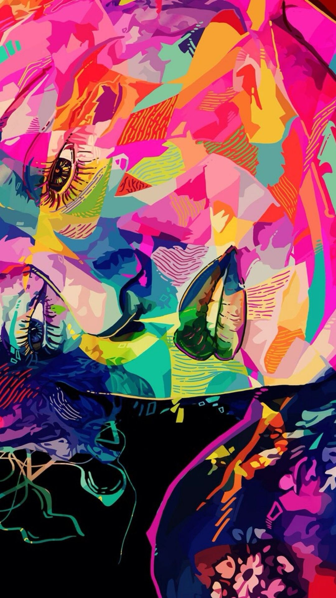 Free Download Trippy Iphone 4 Wallpapers 67 Wallpapers Hd