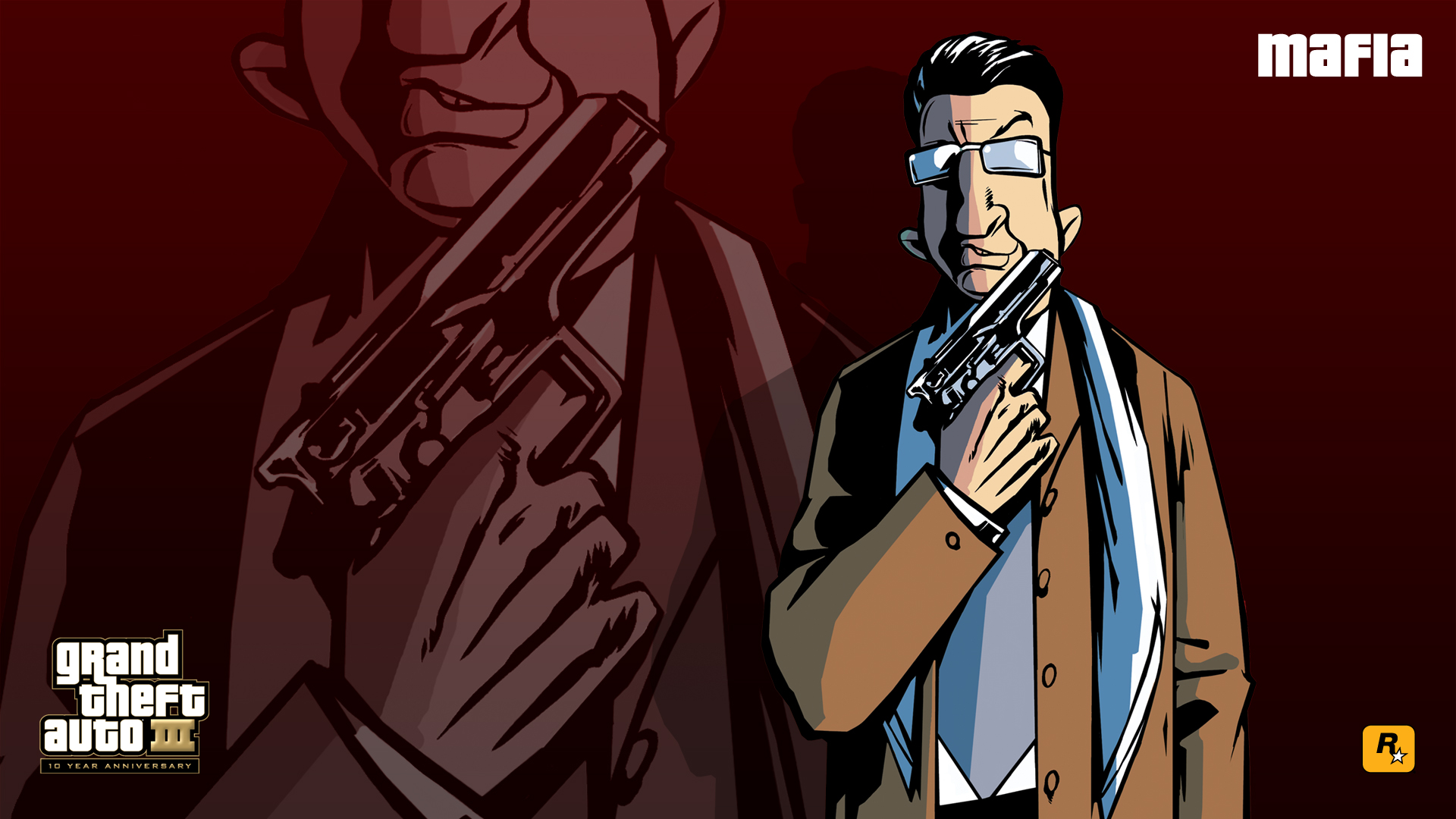 Free Download Wallpapers Fond Decran Pour Grand Theft Auto Iii Pc