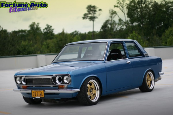 Datsun 510 Wallpaper 600x400