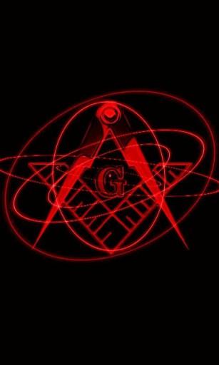 View bigger   Red Freemason Live Wallpaper for Android screenshot 307x512