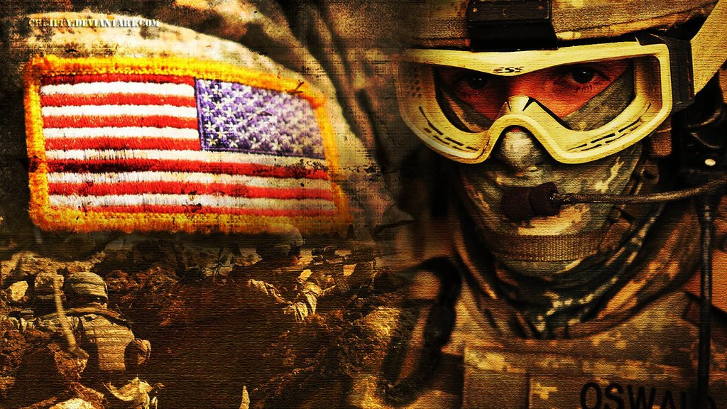 Awesome Army Wallpapers Army Wallpaper v1 by Chrippy 1024x576