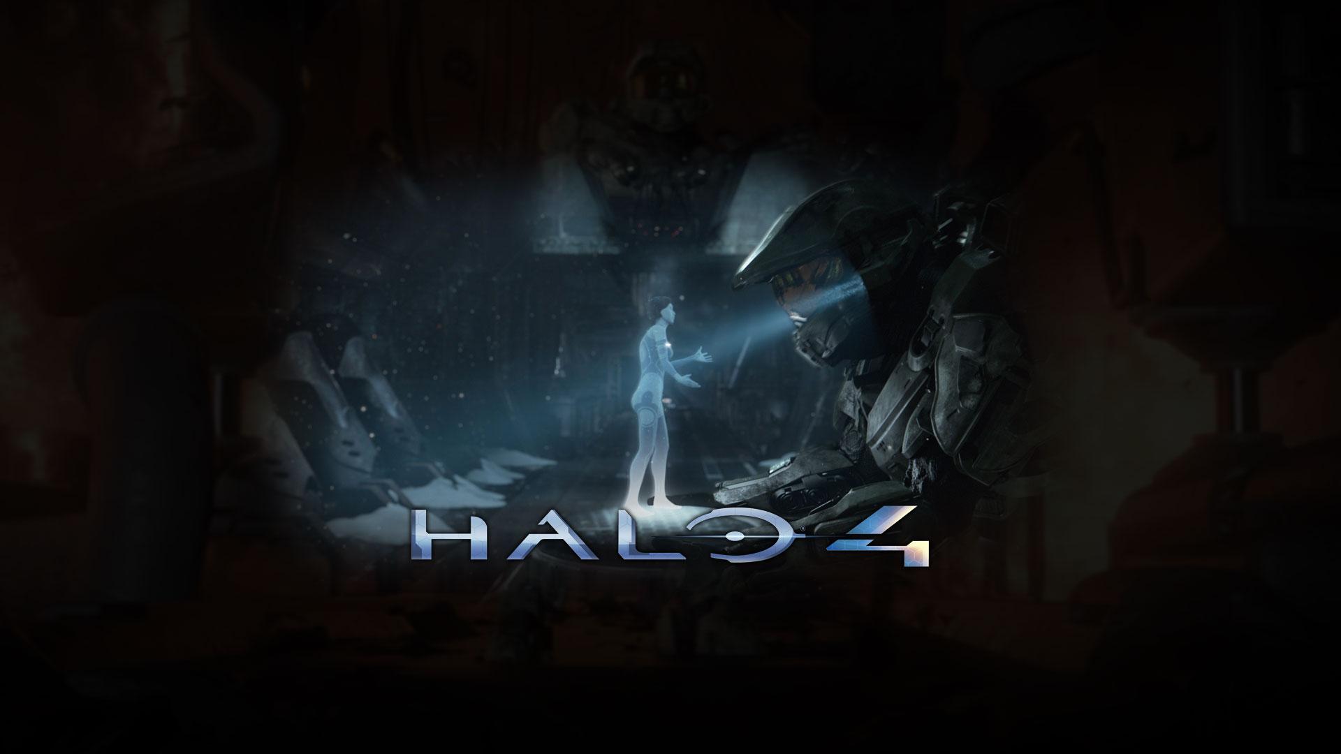 Cortana Halo 4 Wallpaper 1080P   DopePicz 1920x1080