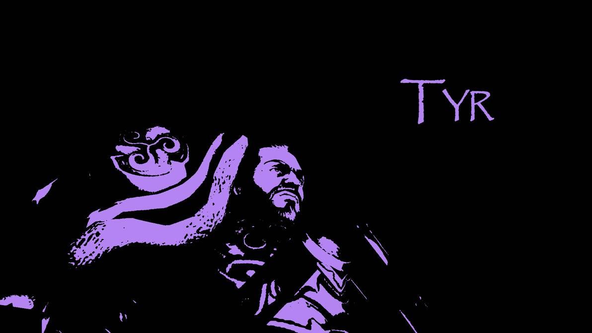 Tyr Wallpaper by AAnubis96 1192x670