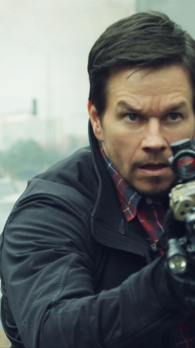Wallpaper Mile 22 Mark Wahlberg 4k Movies 17976 640x1138