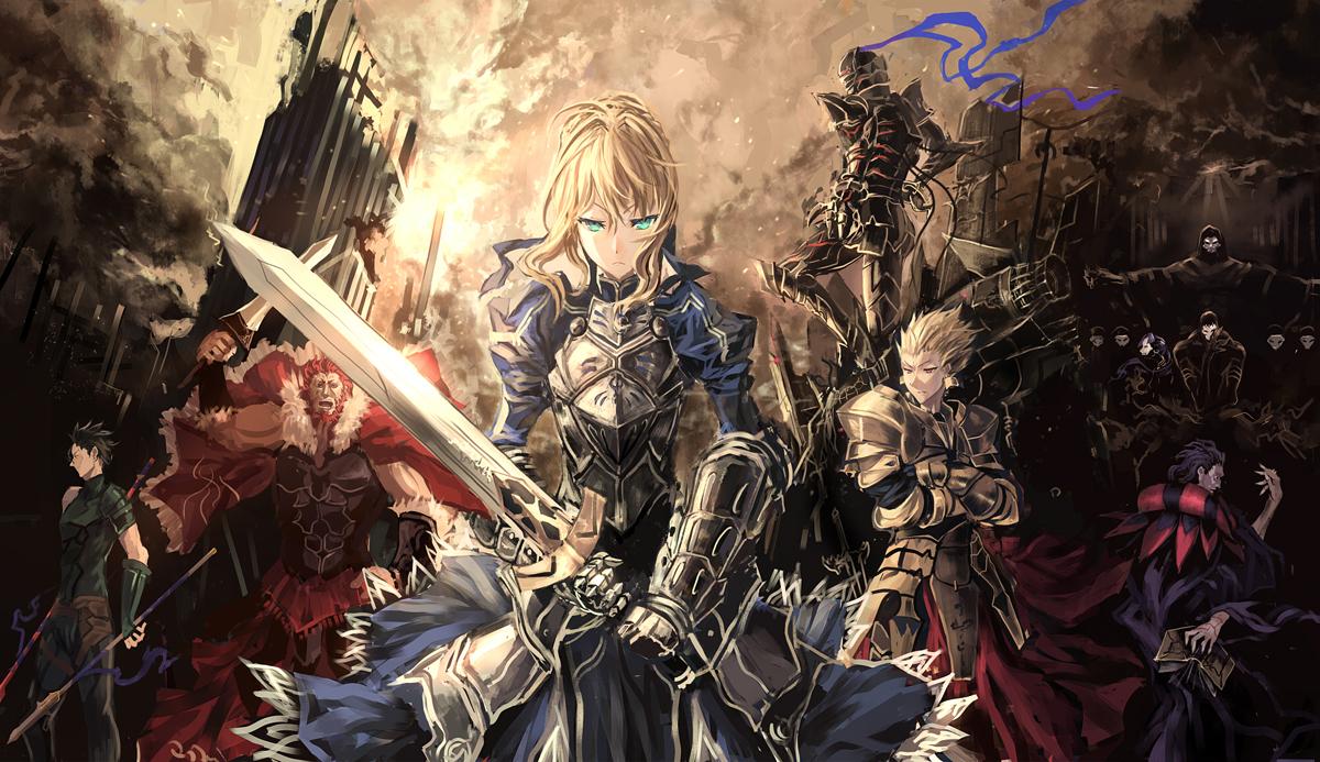 Fate Zero 2 temporada 14 al 25 sub Esp MF   Identi 1200x693