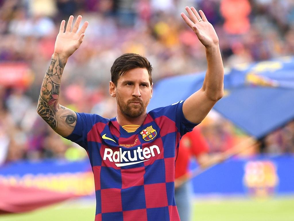 Lionel Messi Wallpaper 2020 1024x768