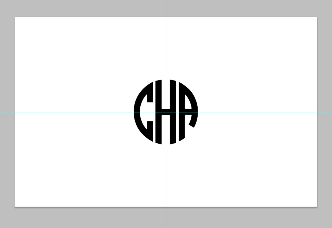 College Prep DIY Monogram Desktop Wallpaper 1072x736