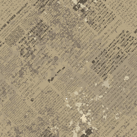 Old Newsprint Removable Wallpaper 8 Feet by WallsNeedLove on Etsy 570x570