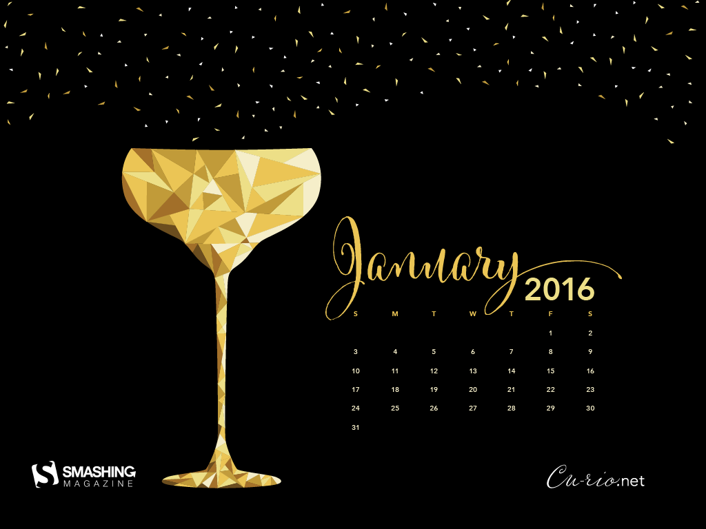 Desktop Wallpaper Calendars January 2016 Smashing Magazine 1024x768
