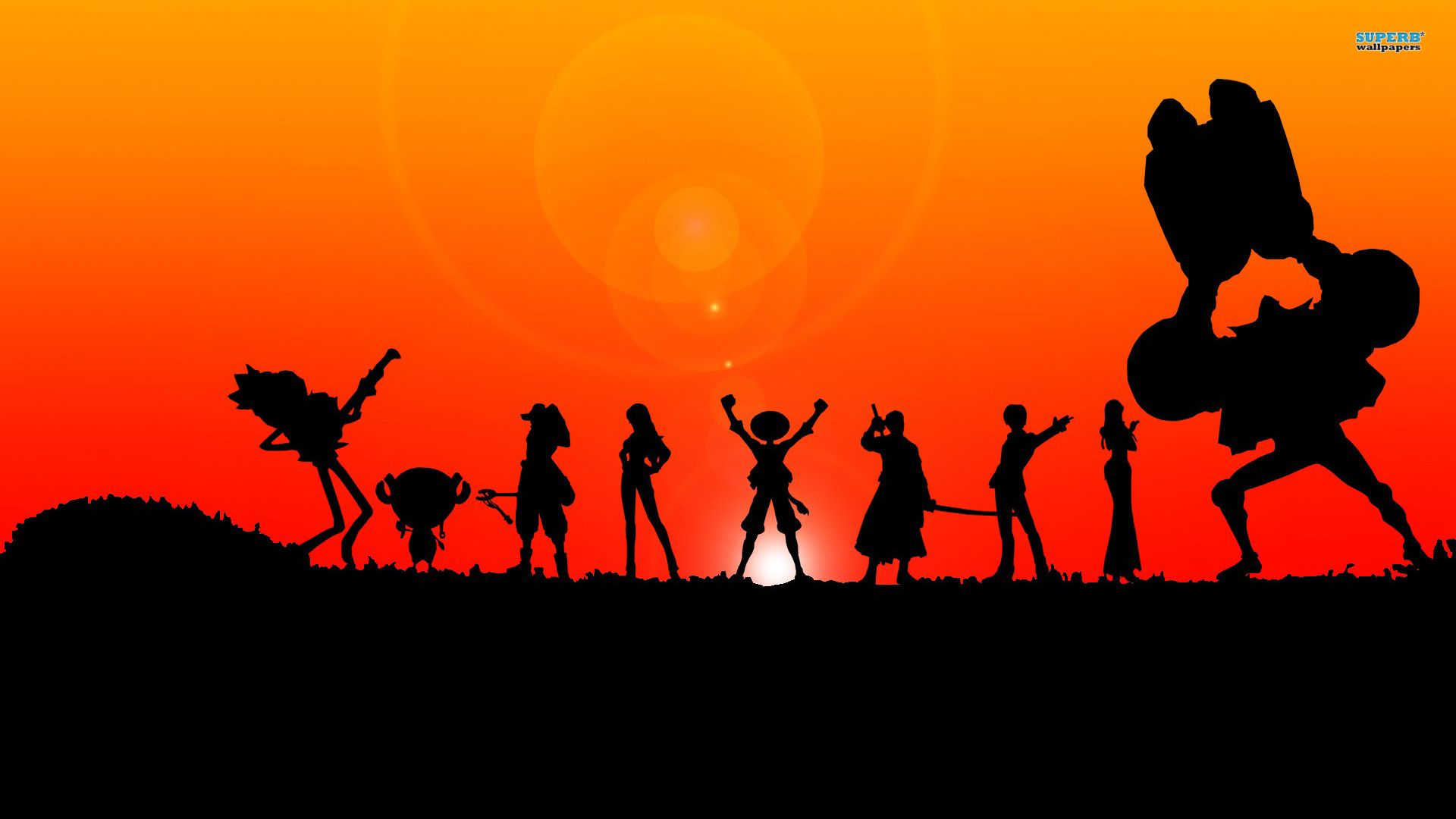 One Piece Wallpapers 1920x1080 1920x1080