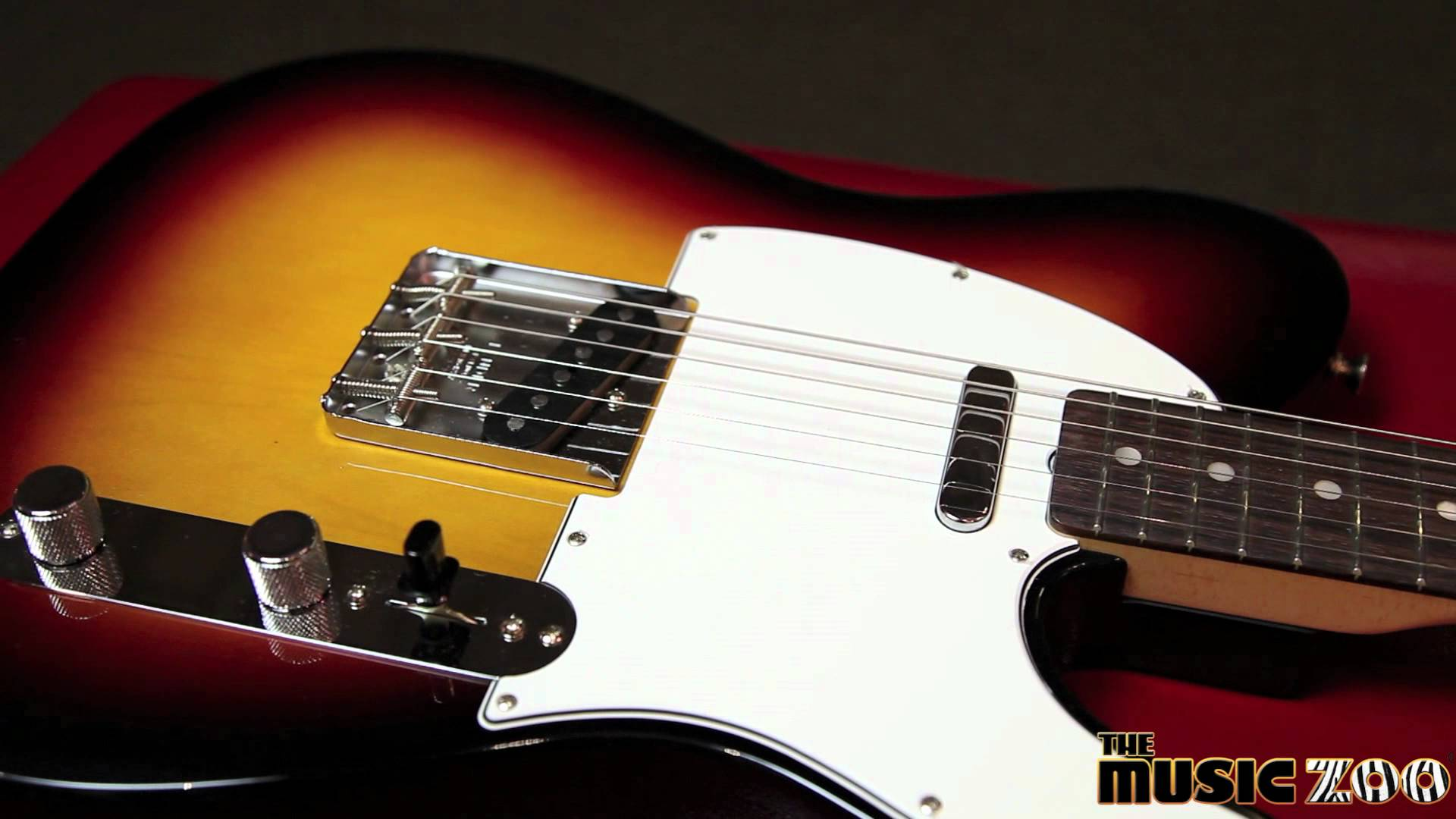 Fender American Vintage Telecaster Electric Guitar 1920x1080