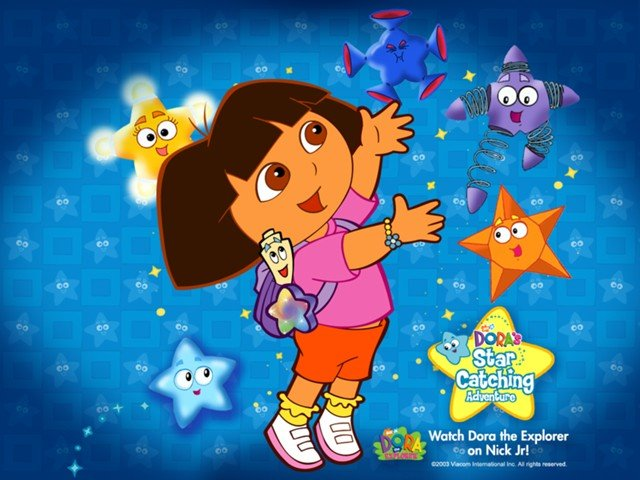 hollywood artist Maya Dora The Explorer Wallpapers 640x480