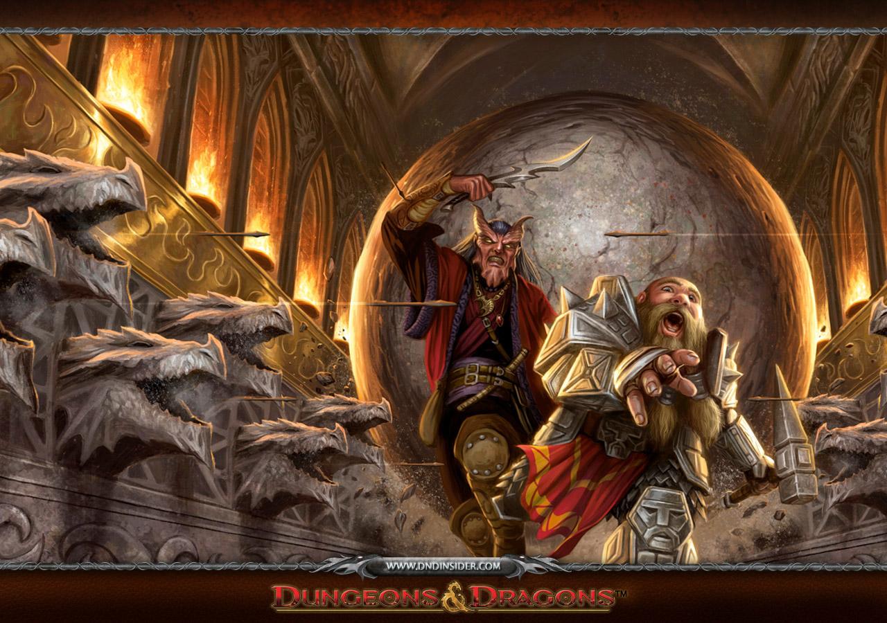 D&D Desktop Wallpaper