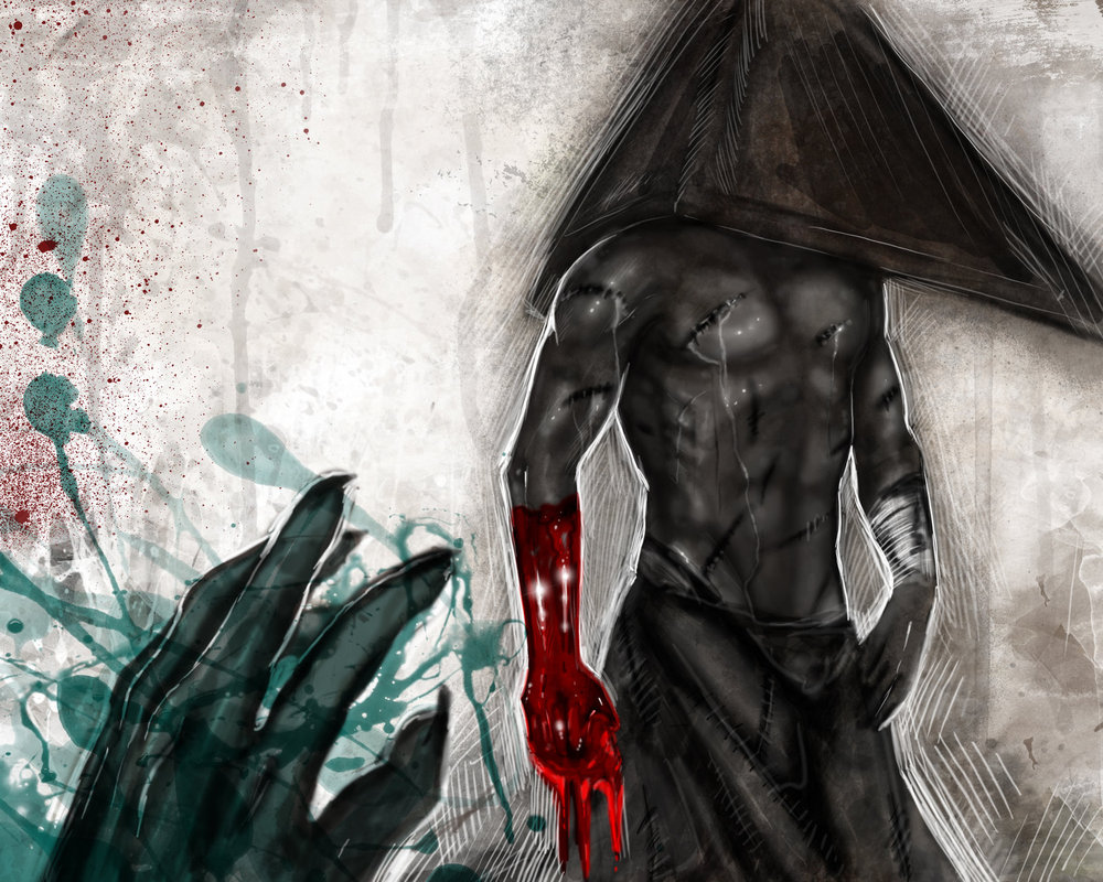 pyramid head wallpaper 1280x800 - photo #31