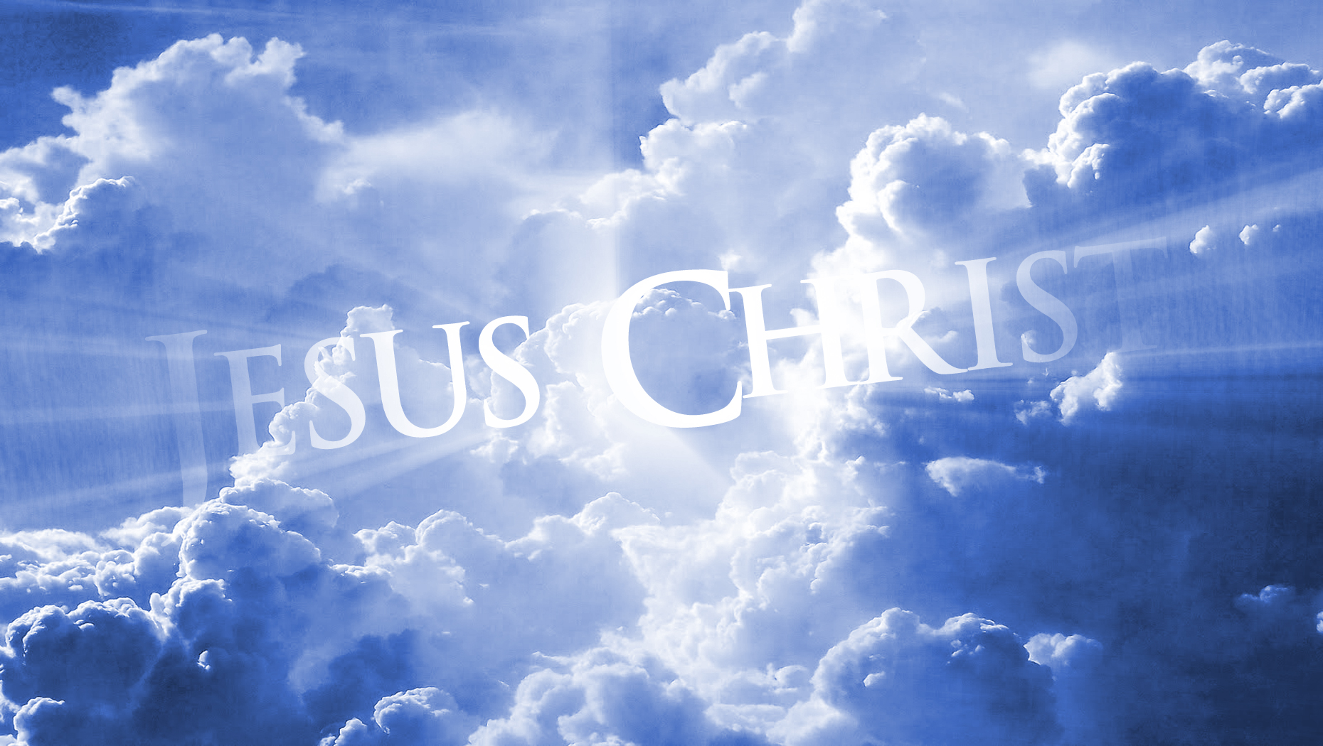 Jesus Christ in Heaven Wallpaper   Christian Wallpapers and 1860x1050