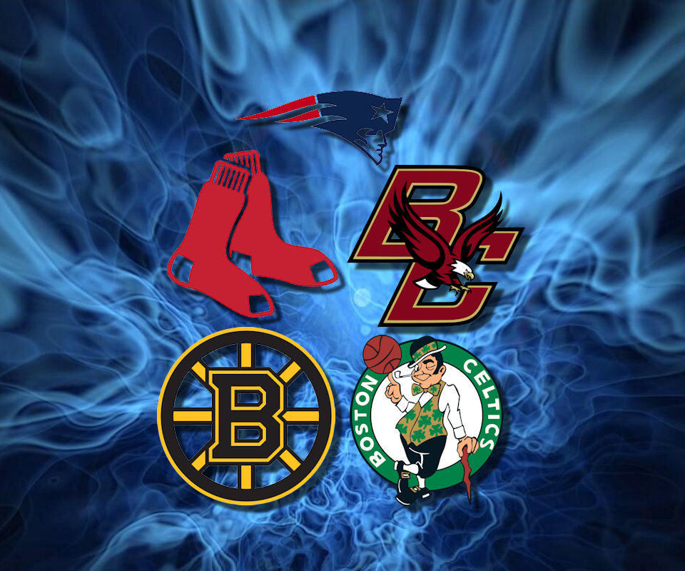 Boston Sports Teams Wallpaper