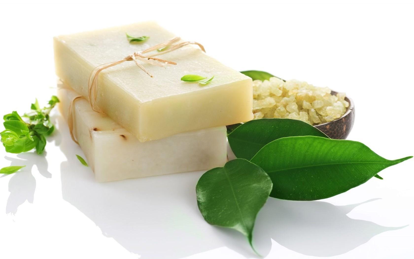 Spa soap wallpaper 8602 1680x1050